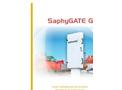SaphyGATE - Model G - Radiation Portal Monitor Brochure