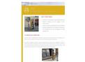 Bertin - Model RCCL - Radiation Portal Monitor Brochure