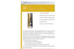 Bertin - Model RCP - Radiation Portal Monitor Brochure