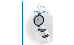 Precellys - Model 24 - Tissue Homogenizer - Brochure
