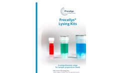 Precellys - Lysing Kits - Brochure