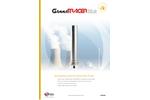 GammaTRACER - Model XL2 - Autonomous Gamma Dose Rate Probe - Brochure