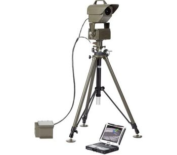 Second Sight - Model MS - Gas Detection Camera