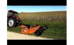 Woods Equipment Batwing Rotary Cutters Video