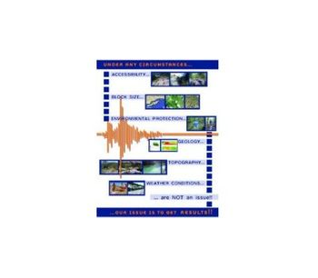 Passive Seismic Tomography Services