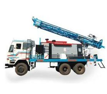 Getech - Model CDR 300 - Truck Mounted Core Driling Rig