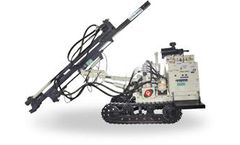 Getech - Model IBD 15 - Blast Hole Drilling Rigs