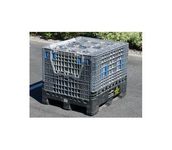 Model LS 175 - Plastic Folding Box Pallets