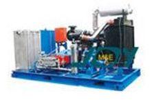 Joy - Model JMEE - Pressure Water Jetting Unit