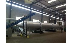 Fada-Pellet - Rotary Drum Dryer