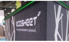 Ecosheet - Fabrication