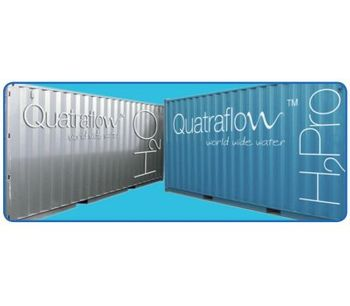 InfraSub - Model 500 - Modular Containerized System