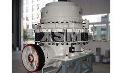 XSM - Model CY Series - Cone Crusher