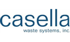 Casella Waste Systems, Inc. is Awarded $7.0 Million Grant From State of Pennsylvania to Build Rail Transfer Facility at Its McKean County Landfill
