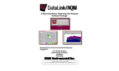 DataLink/Lite - Data Acquisition Software for Environmental Professionals Manual