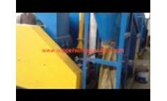 Copper wire granulator Video