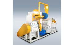 Allance - Model 600 - Copper Cable Granulator