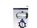 Amri - C Series - Pneumatic Actuators Brochure