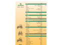 ArmaTrac - Model 802 - 804 - Field Tractor Brochure