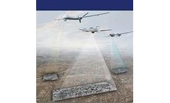 Synthetic Aperture Radar - Model Nano45 - Radar Technology for UAV - Helicopters