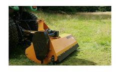 Stripe - Model SM 220 & 260 - Rotary Mower