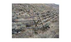 Steel Jack Fence