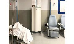 The high-intensity departments of the hospitals in Tuscany are equipped with Genano air decontamination devices - Case Study