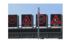 Meteorological sensors for traffic weather sector
