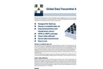 Eijkelkamp - Global Data Transmitter Multiple (GPRS) Brochure