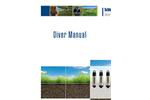 Mini-Diver - Model 11.11.01.02 - Groundwater Level Data Loggers Manual