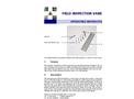 Field Inspection Vane Tester - Manual