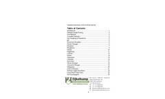 Model 18.02 - Soil Test Kits for Macro Nutrients and pH Manual