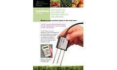 Eijkelkamp - Wet Sensor - Brochure