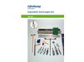 Eijkelkamp  - Ergonomic Hand Auger Set - Manual