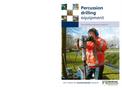 Eijkelkamp  - Percussion Drilling Equipment - Brochure