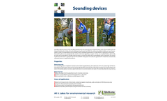 Sounding Devices Apparatus - Brochure