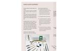 Hand auger equipment: augers