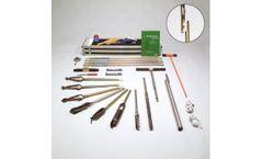 Eijkelkamp - Model 01.11.SO - Auger Sets for Heterogeneous Soil Sampling