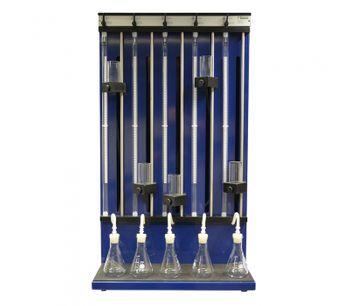 Eijkelkamp - Model 08.53 - Calcimeter to Determine Carbonate