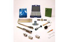 Eijkelkamp - Model E - Heavy Duty Sample Ring Kit, Ø 53 mm