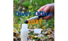 Version Diver-Office 2021 - Free, Easy-to-Use Groundwater Data Management Software