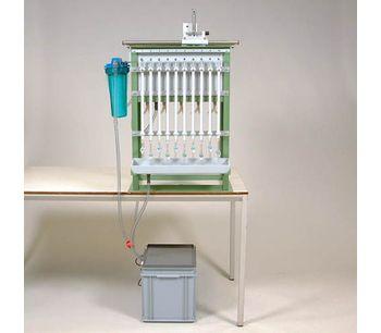 Eijkelkamp - Model 09.02.01.05 - Laboratory Permeameter Open System, 5 Holders