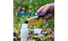 Diver-Office - Diver Water Level Logger