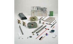 Eijkelkamp - Model 01.12.SA - Hand-Operated Bailer Boring Auger Set 7m