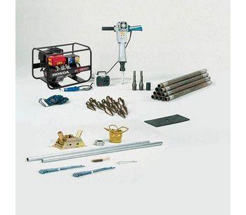 Eijkelkamp - Model 10.100 - Lost Cone Drilling and Standard Set