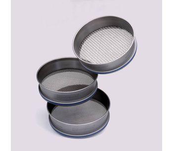 Eijkelkamp - Model 0.090 mm, Ø 200 mm - Stainless Steel Wire Mesh Sieve