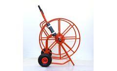 Model 122719 - Hose Reel Cart, Large, With Holder