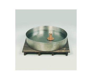 Eijkelkamp - Model 16.89 - Evaporation Pan, Standard Set