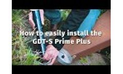 How to Install the GDT-S Prime Plus Modem Video