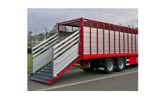 Houghton - P-Lnie Single Deck Trailer